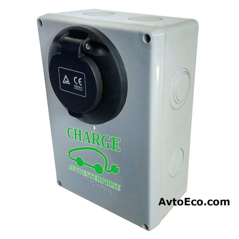 Купить Зарядная станция для электромобиля AvtoEco Econom 10 кВт (Фото №3)