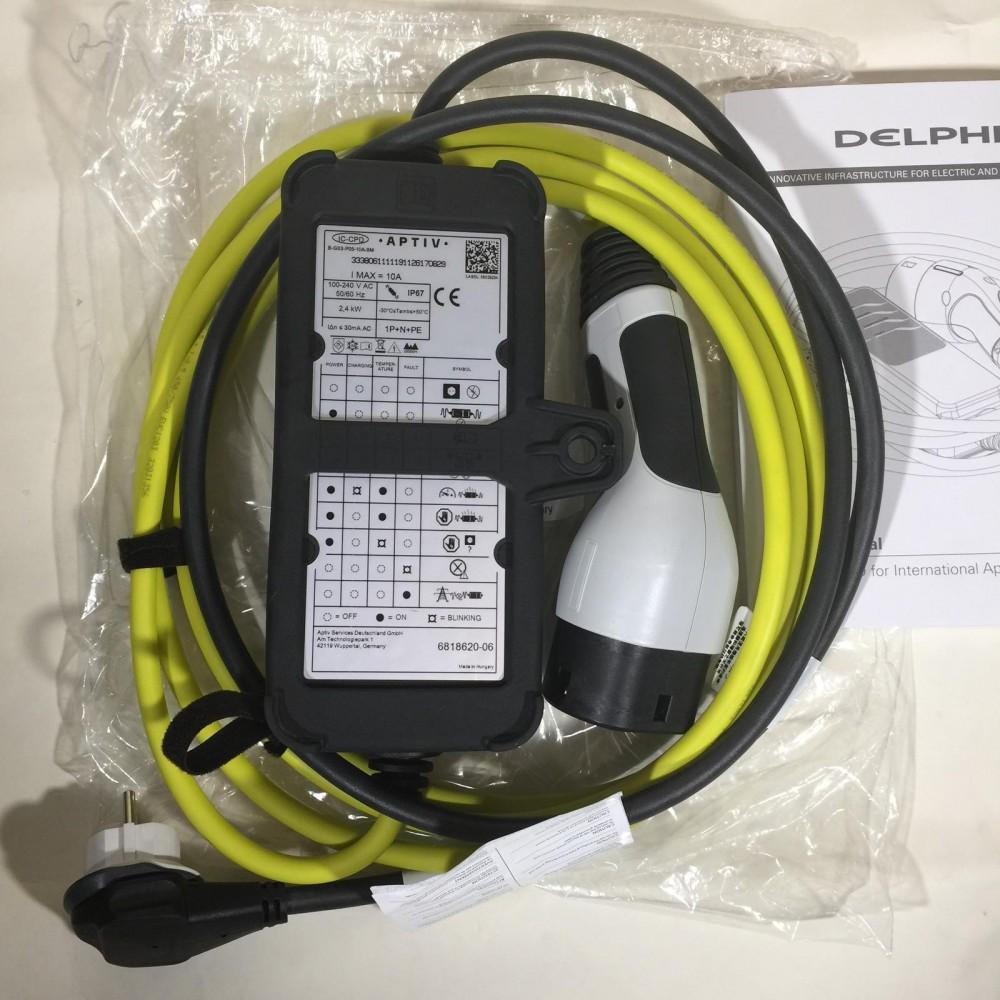 Купить Зарядное устройство (зарядку) Delphi Type2 (Фото №2)