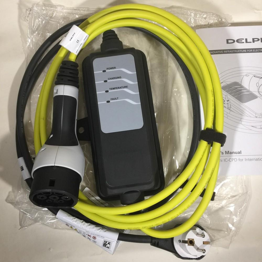 Купить Зарядное устройство (зарядку) Delphi Type2 (Фото №3)