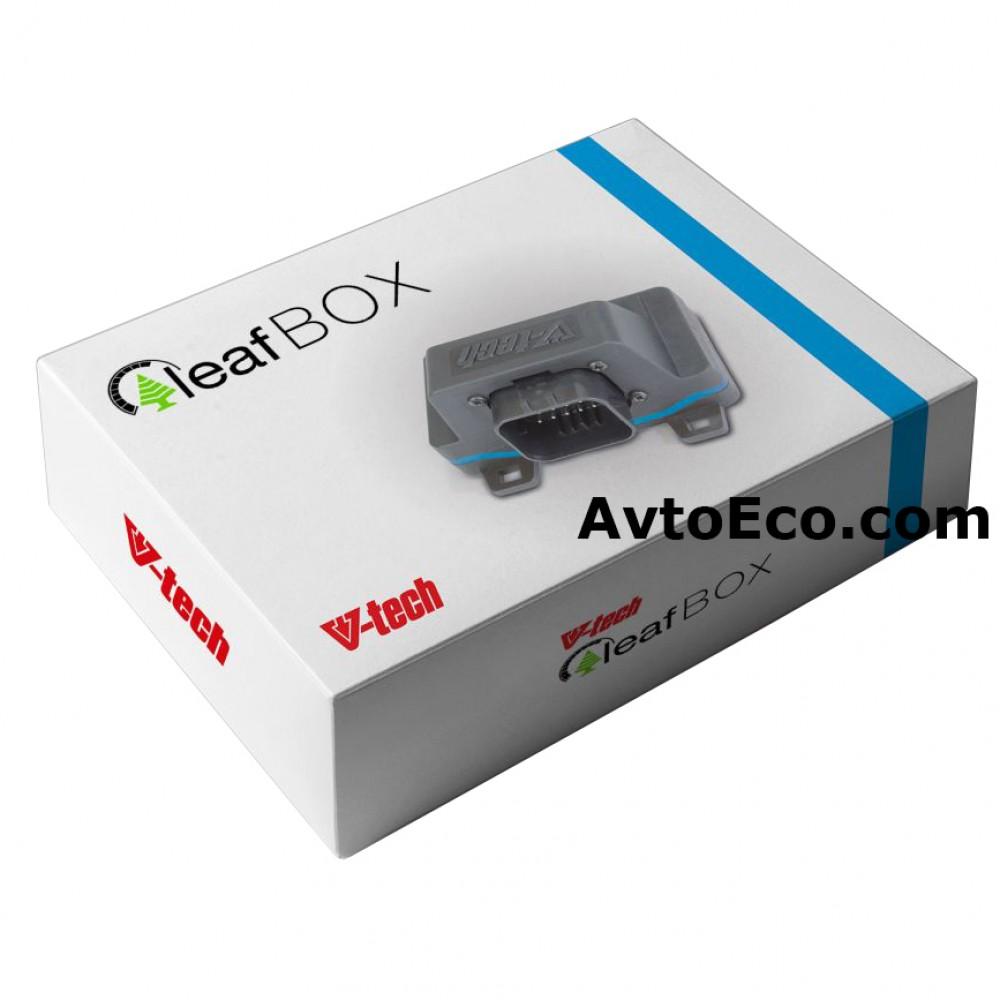 Купить Leaf Box для Nissan Leaf увеличение пробега и эффективности до 10% (Фото №2)