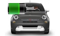 Зарядное устройство Fiat 500e