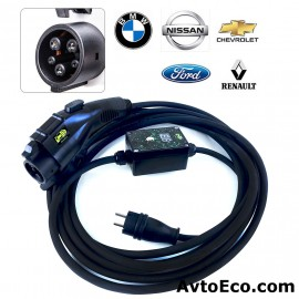 Зарядное устройство AvtoEco PZU-J1772 16A Box Америка