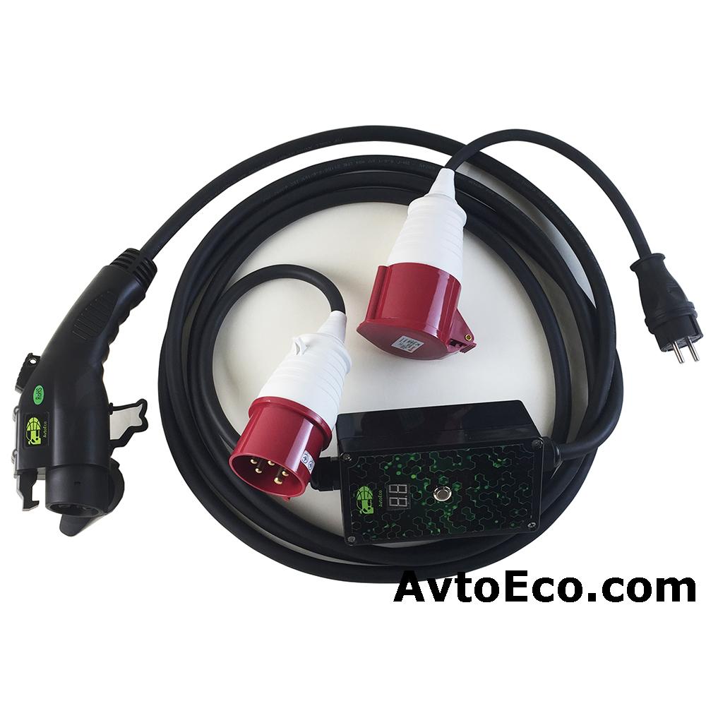 Купить Зарядные станции для электромобилей Ниссан Лиф, Шевроле Вольт, Рено, БМВ, Форд и др (Фото №3)
