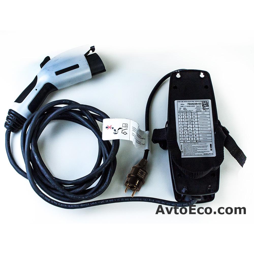 Купить Зарядное устройство для электромобиля BMW i3 / гибридов i3 Rex|i8 (Фото №2)