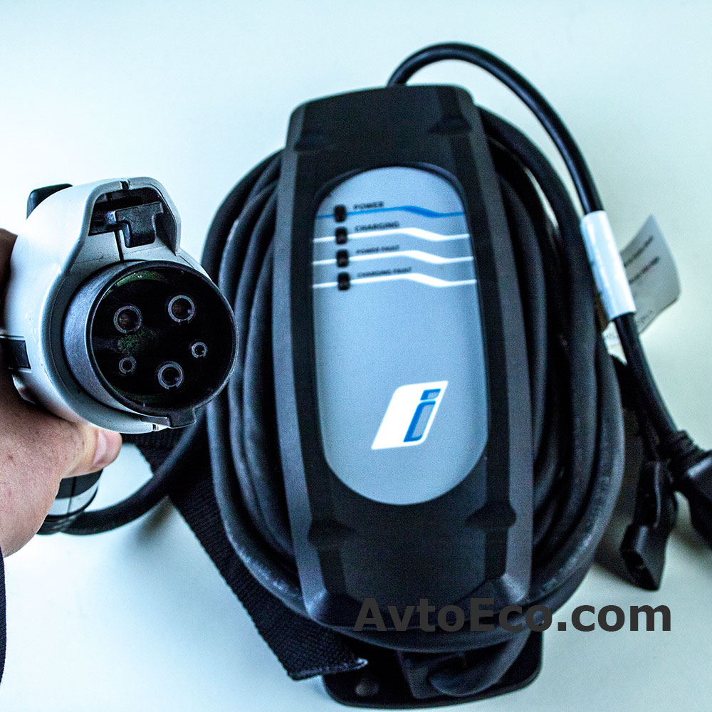 Купить Зарядное устройство для электромобиля BMW i3 / гибридов i3 Rex|i8 (Фото №4)