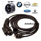 Зарядное устройство AvtoEco PZU-J1772 16A Америка